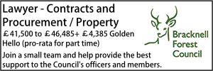 Bracknell Sept 20 Contracts