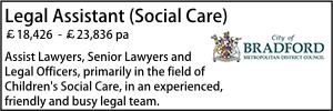 Bradford Nov 19 Legal Assistant