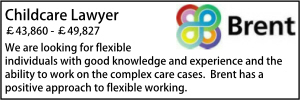 Brent Childcare Lawyer