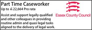 Essex Sept 20 Caseworker
