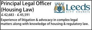Leeds Feb 20 Housing Law