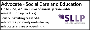 Merton Jan 20 Advocate Social Care Education