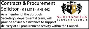 Northampton Jan 20 Contracts