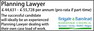 Reigate Nov 20 Planning Lawyer