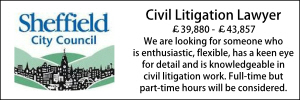 Sheffield Civil Litigation