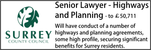Surrey Nov 19 Senior Lawyer
