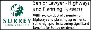 Surrey Nov 19 Senior Lawyer