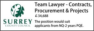 Surrey Nov 19 Lawyer Contracts