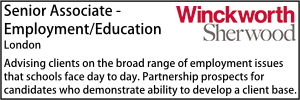 Winkworth Jan 20 Education