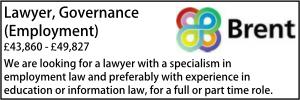 Brent Aug 21 Lawyer Governance