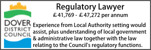 Dover Jan 21 Regulatory