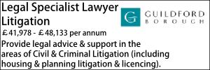 Guildford Sept 21 Litigation