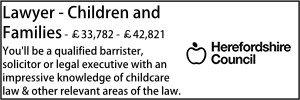 Herefordshire Oct 21 Children and Families