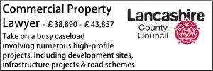 Lancashire June 21 Commercial
