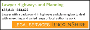 Lincolnshire Highways and Planning