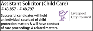 Liverpool April 21 Childcare