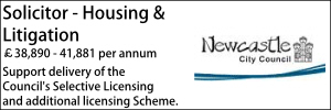 Newcastle April 21 housing Litigation