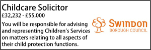 Swindon Sept 21 Childcare