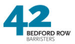 Reactivating Possession Hearings - 42 Bedford Row Barristers