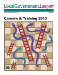 Local Government Lawyer Careers 2013 120px