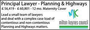 Milton Keynes Feb 20 Planning