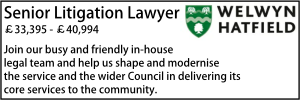Welwyn Aug 20 Senior Litigation