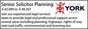York Aug 20 Planning